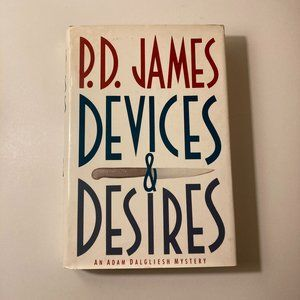 Devices & Desires Book